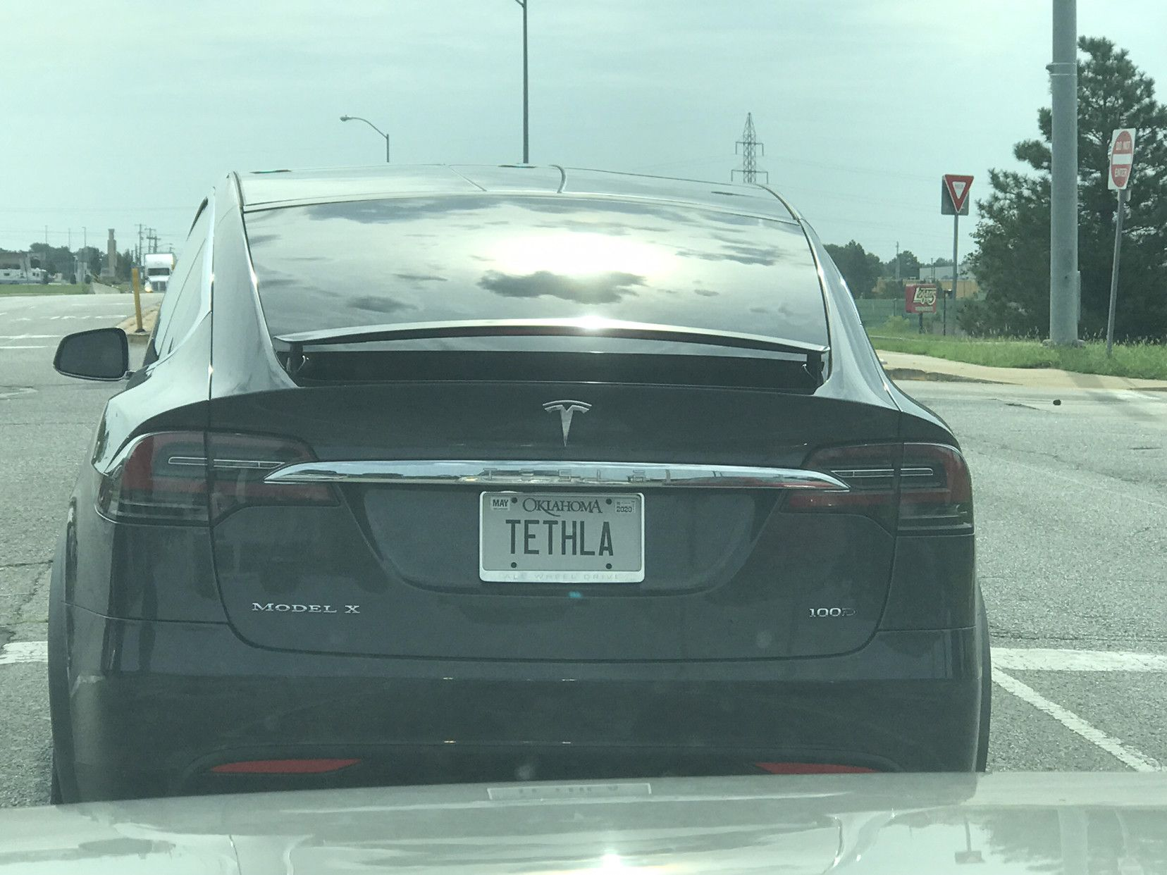 Mike Tyson recently bought a Tesla