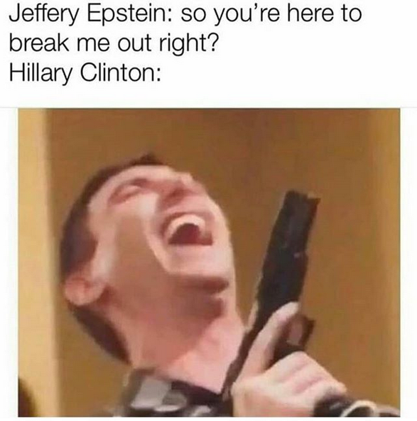 That Jeffery was a funny guy.