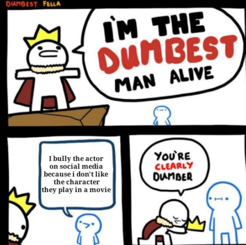 It be true