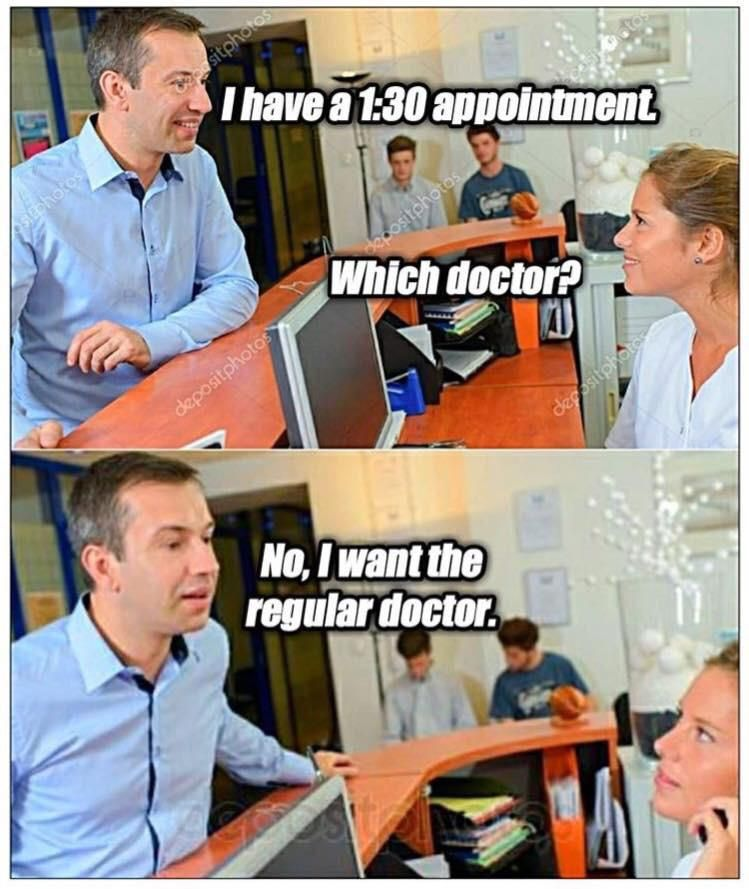 Which Doctor?