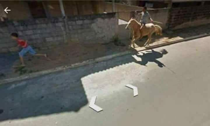 Meanwhile on google maps