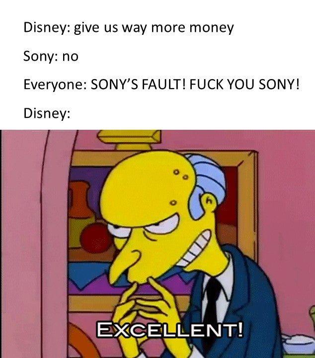 Sony isn't the bad guy