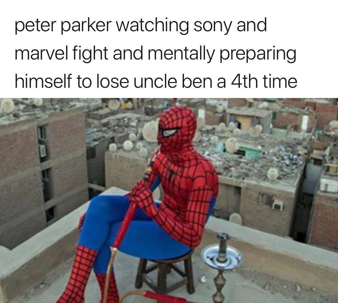 Poor parker ¯\__/¯