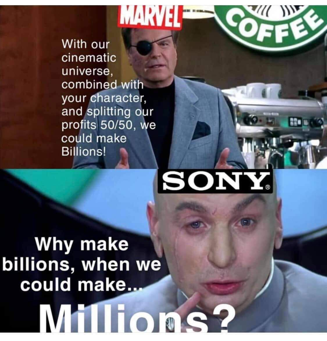 Billions? Why not Millions?