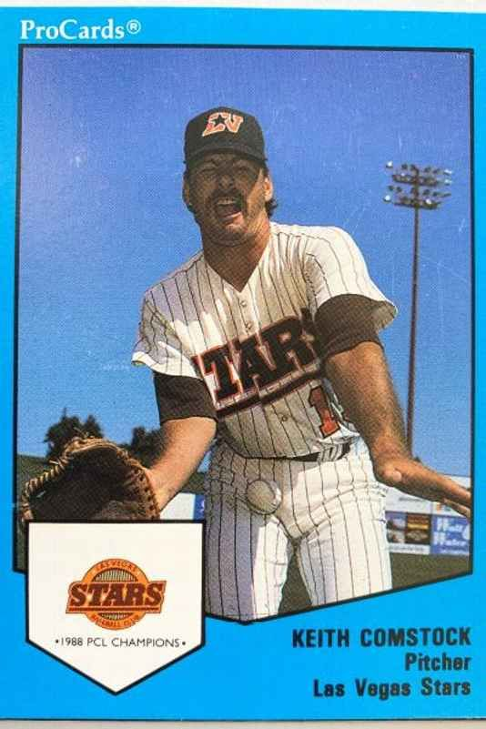 one of the most memorable baseball cards ever made.