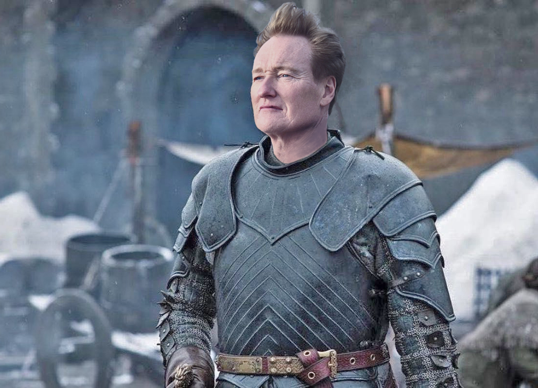 Conan O'Brienne