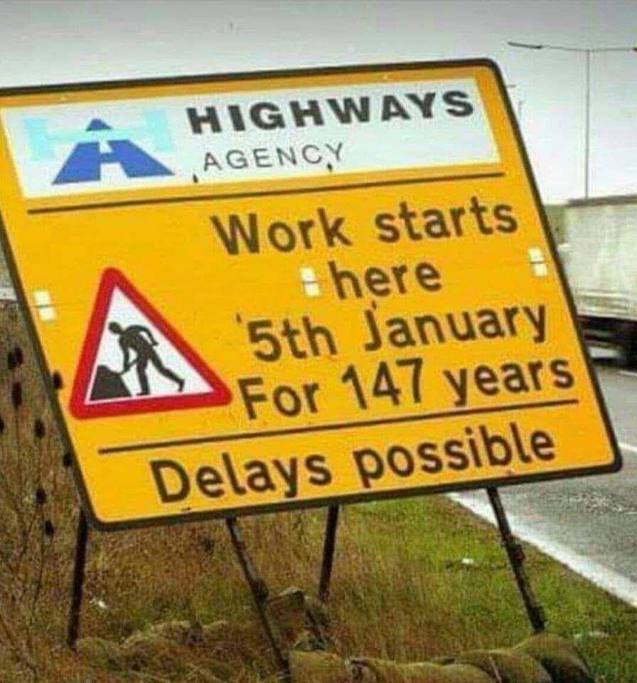 Long delays