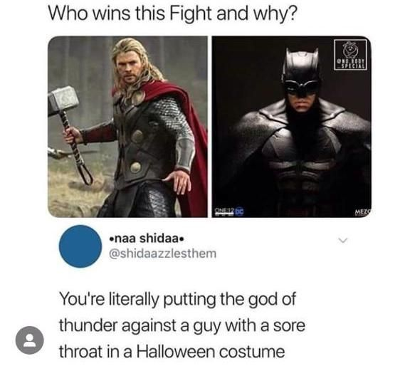 Who would actually win