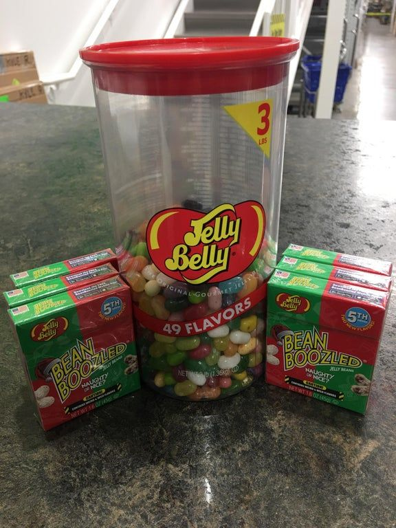 To everyone at work that has been eating my jellybeans..now the fun begins