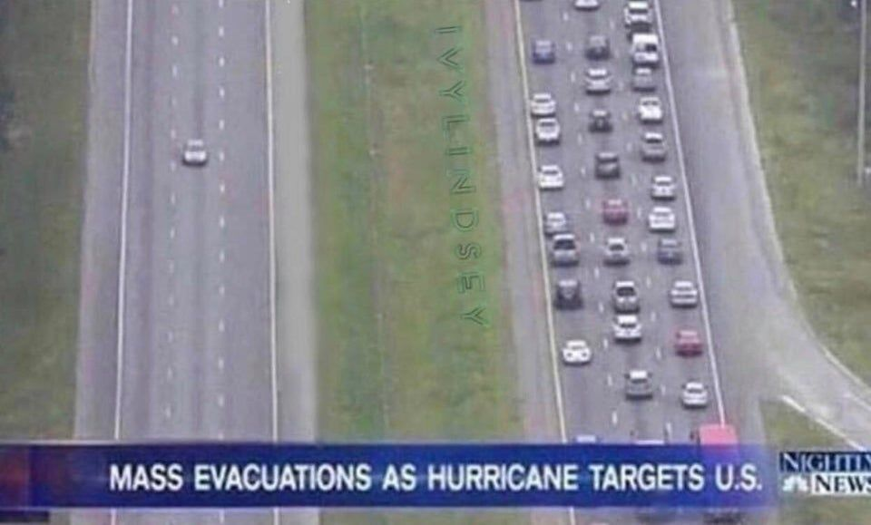 Spotted in Florida. Chuck Norris heading on vacation.