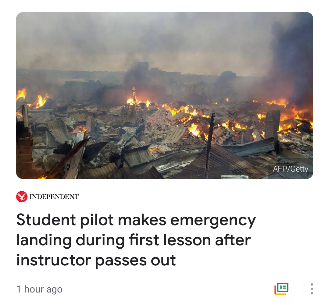 News articles keep getting paired with the wrong images on my phone...