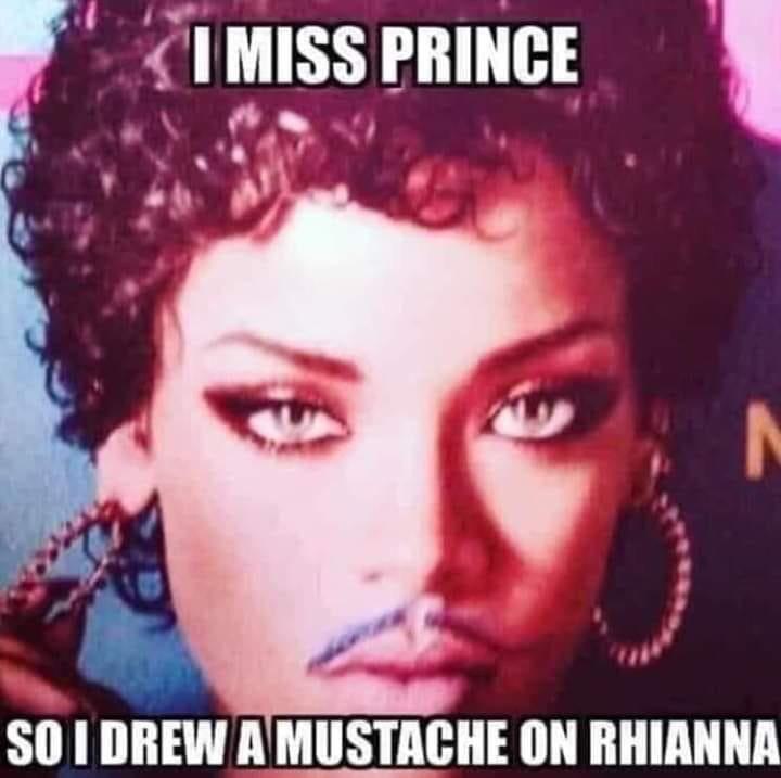 Fresh Prince of Rhianna