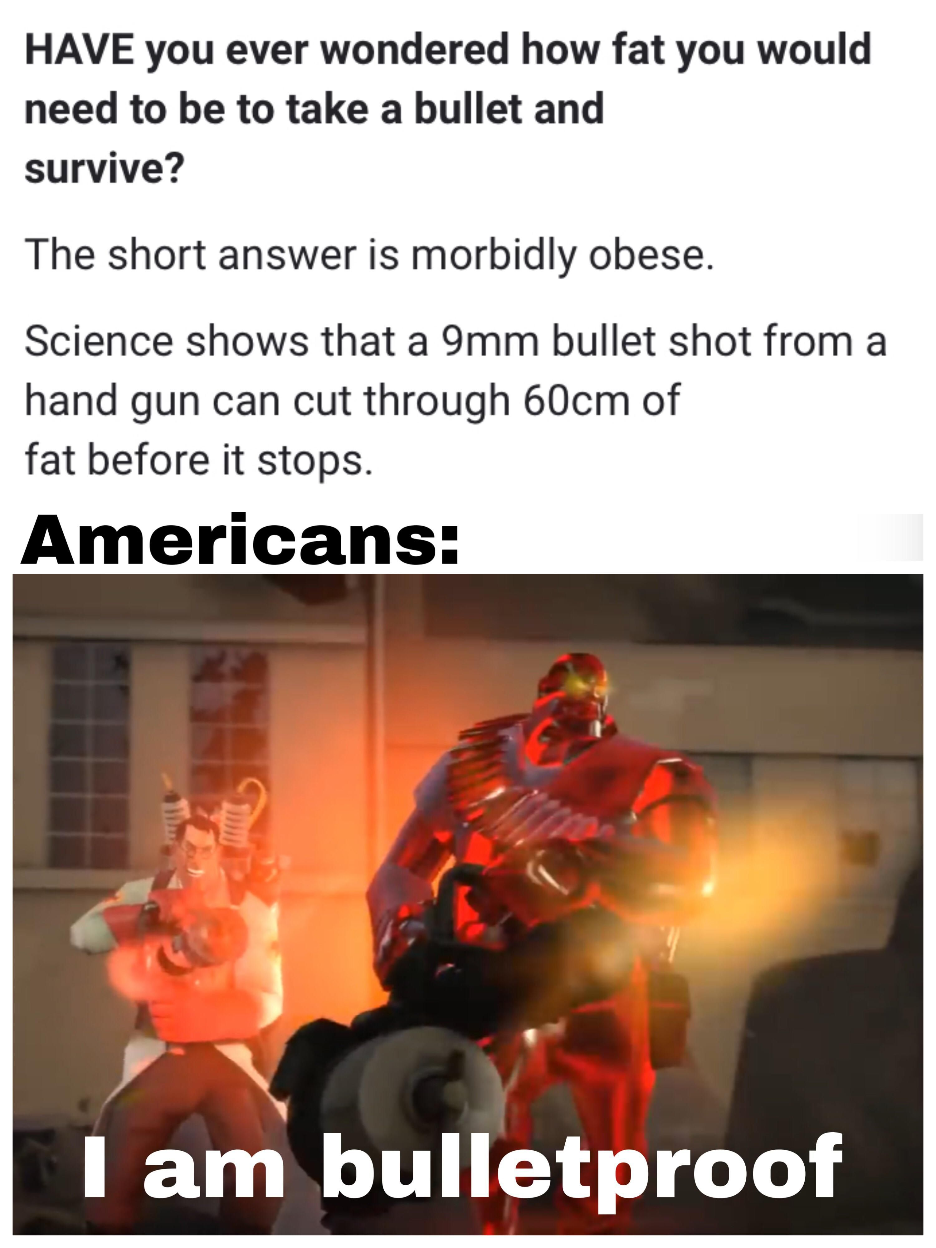 Americans adapting