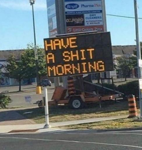 Hello, Monday.