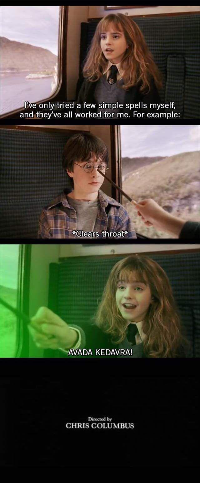 Harry Potter - Alternate Ending