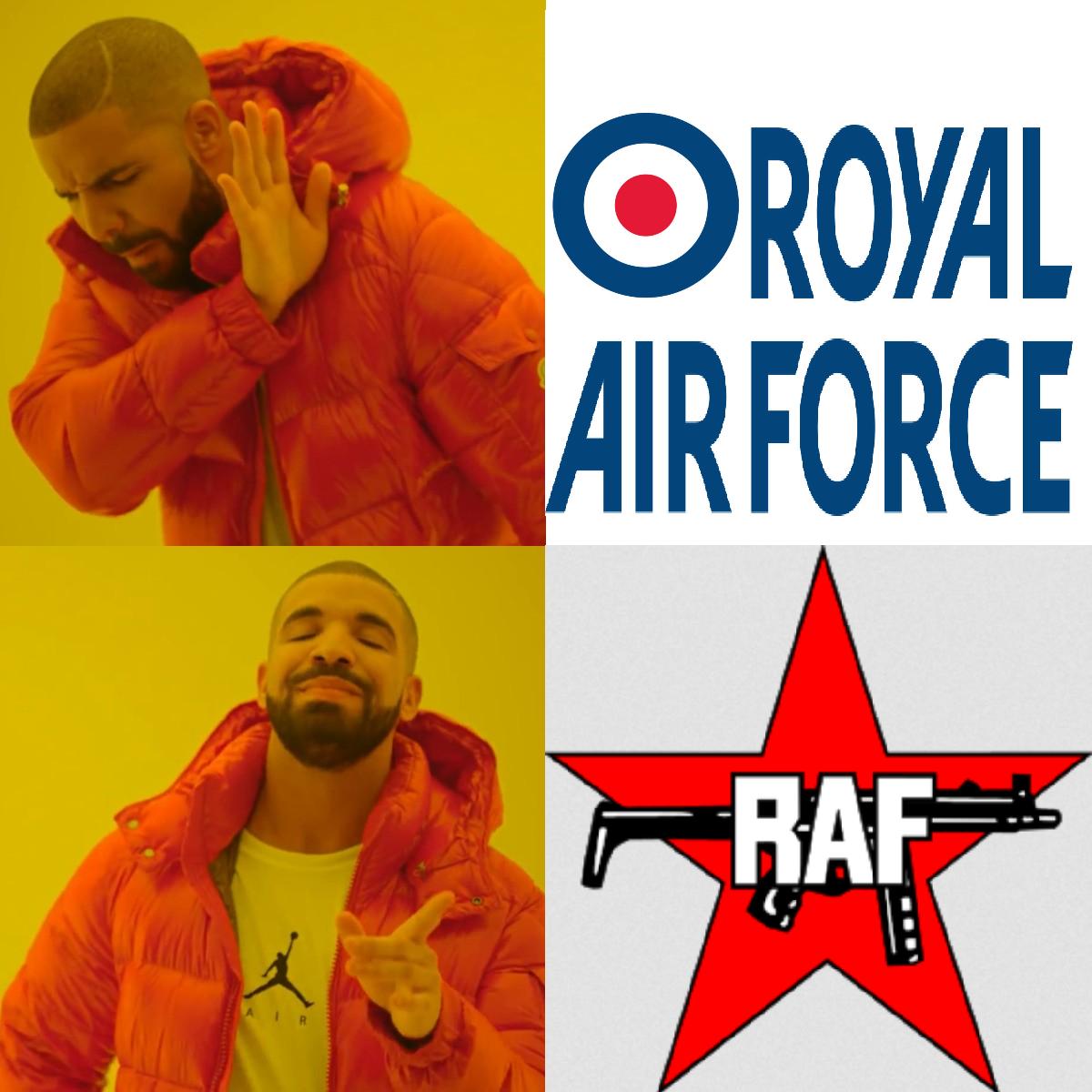 best raf