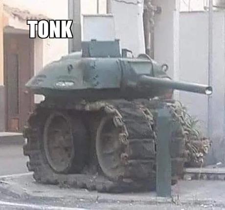 Little tonk