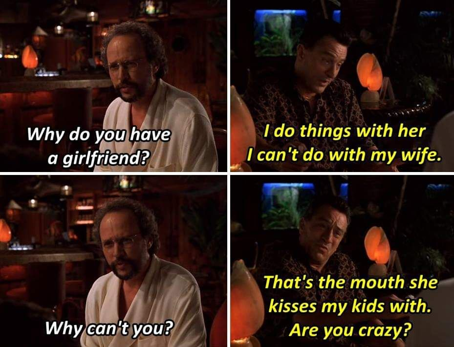 The best movie lines!