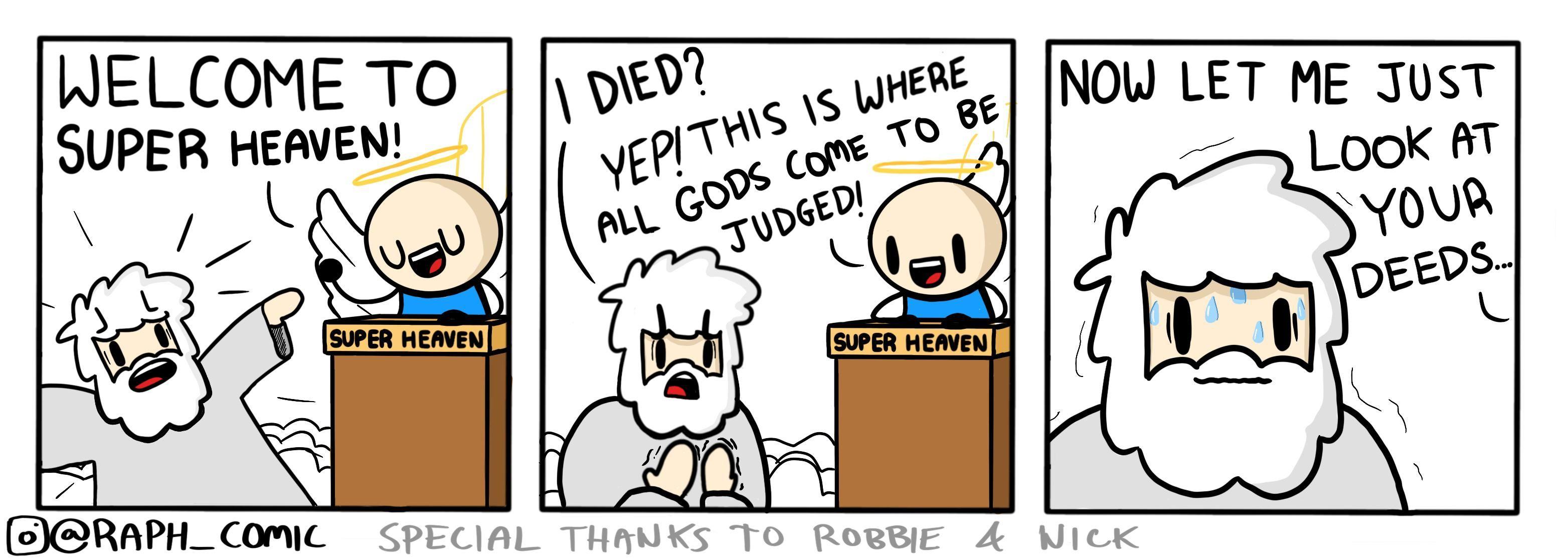 Super Heaven