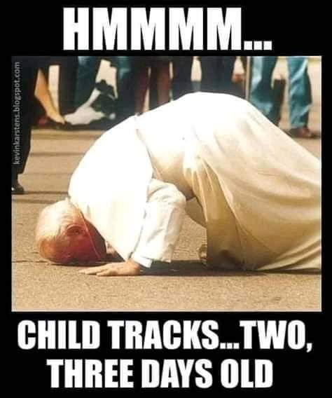 Age of the tracks or age of the kids?