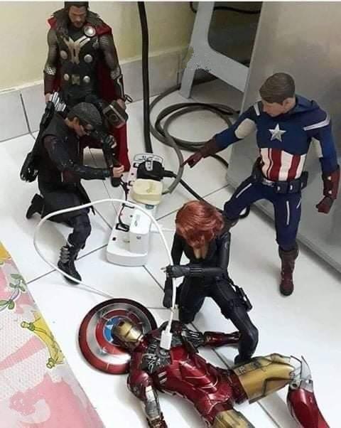 Resurrection of Iron Man