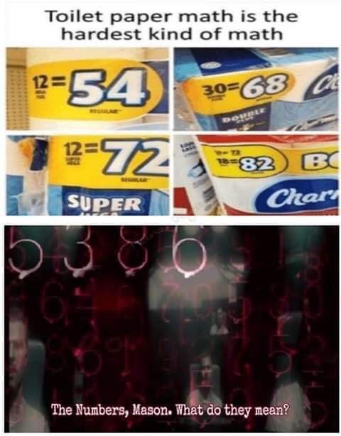 12 Jumbo = 7 Mega?