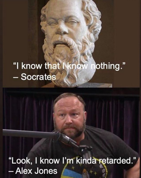 The philosopher of our time.