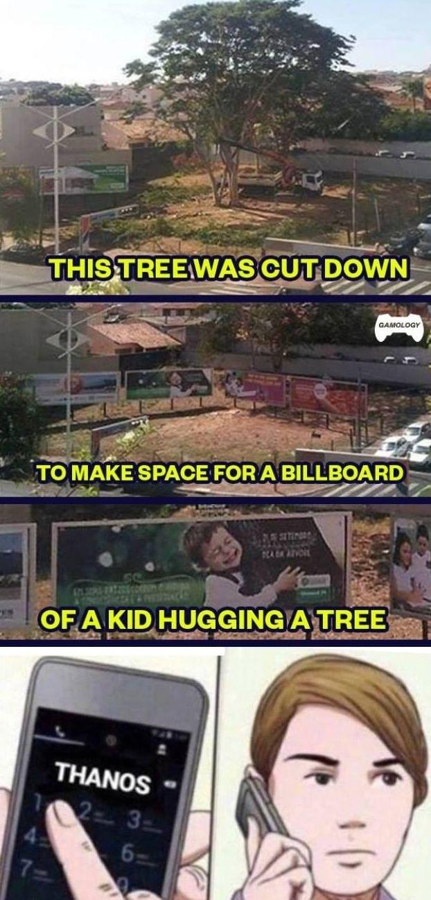 Just Build Around The ***ing Tree...