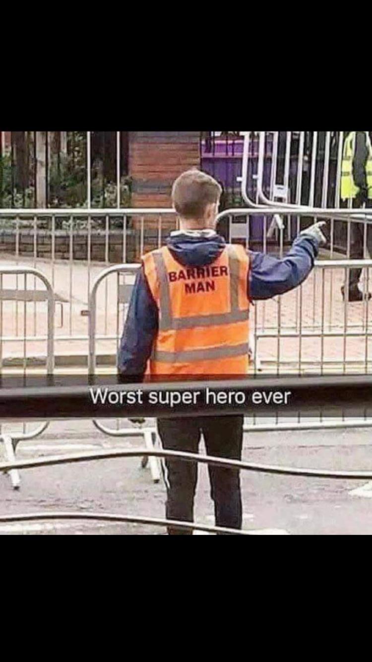 Worst Superhero