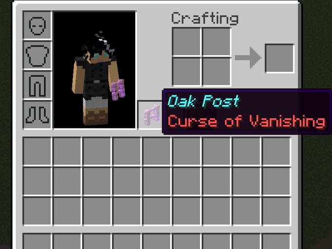 Cursed post