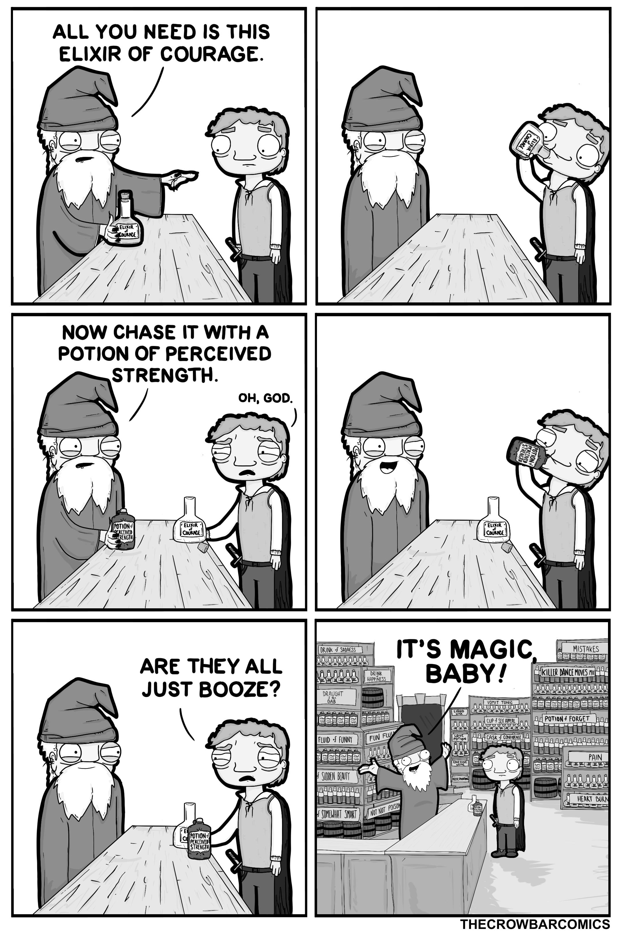 potions master.