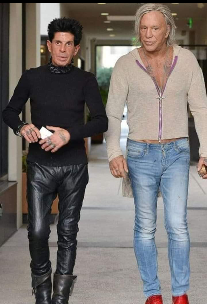 Zoolander 3 looks... Interesting