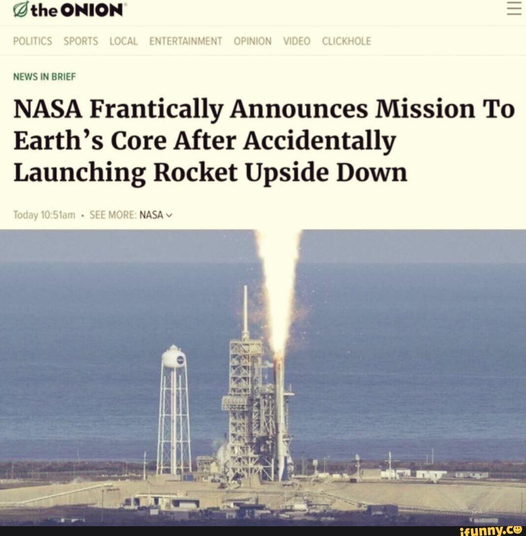 Nasa makes an announcement