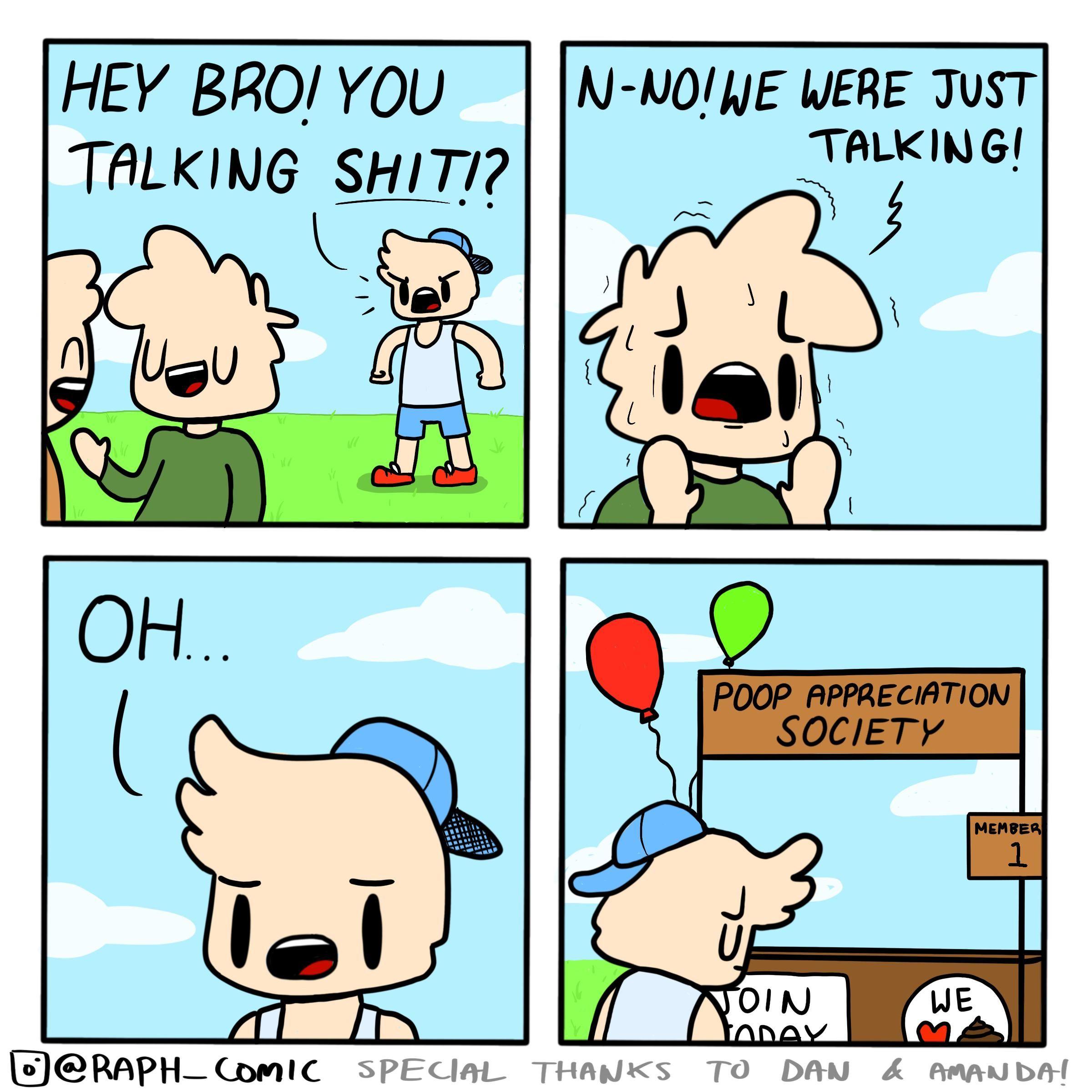 Shit Talk