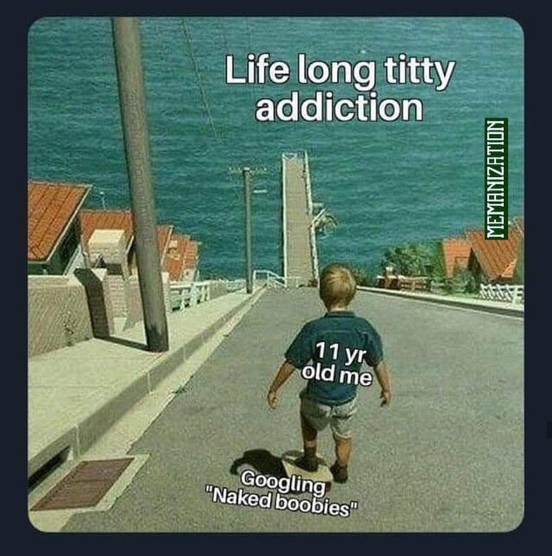 Lots of addiction just need a little push