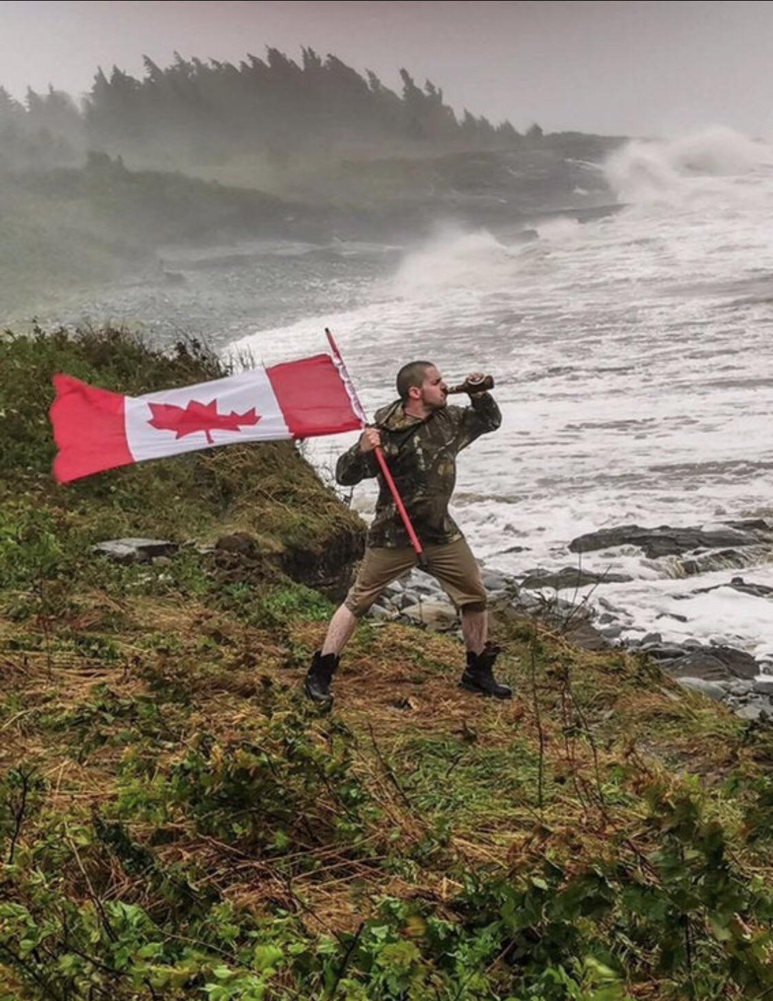 Canada vs Hurricane