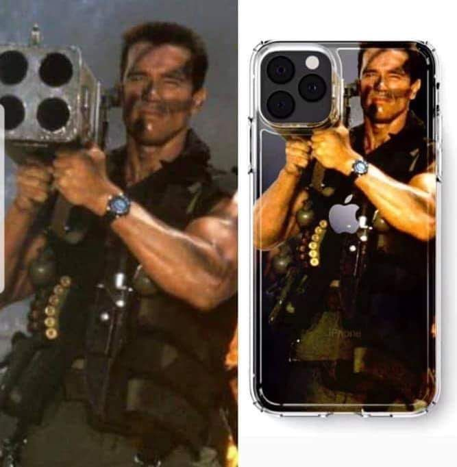 iphone 11 max power shoot