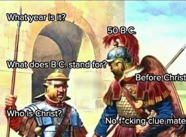 B*tch tells of the future