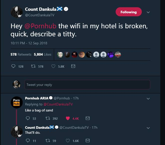 pornhub is a virginc confirmed