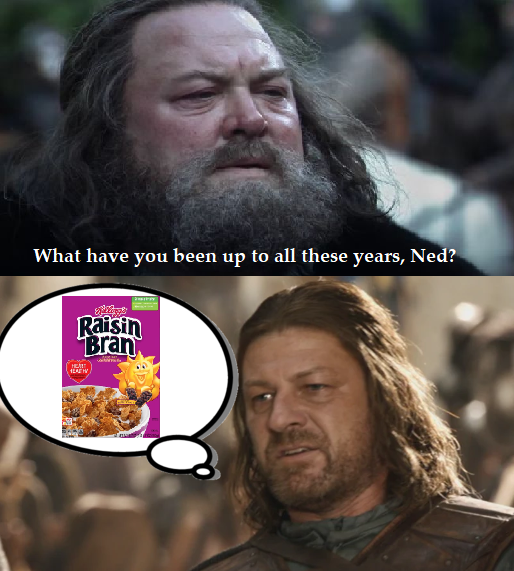 cereal fit for a king