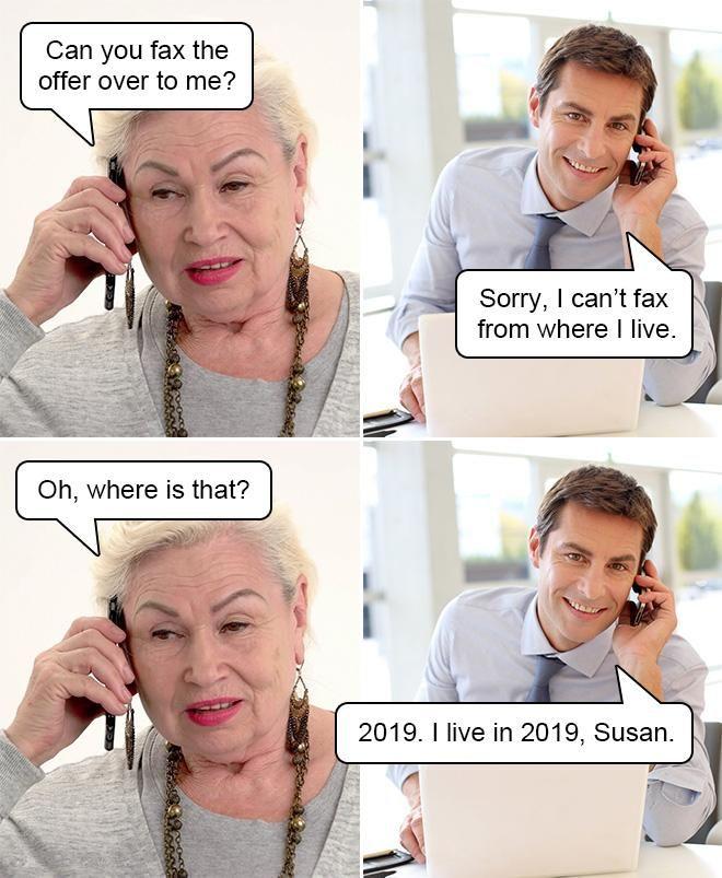 Fax Limitations