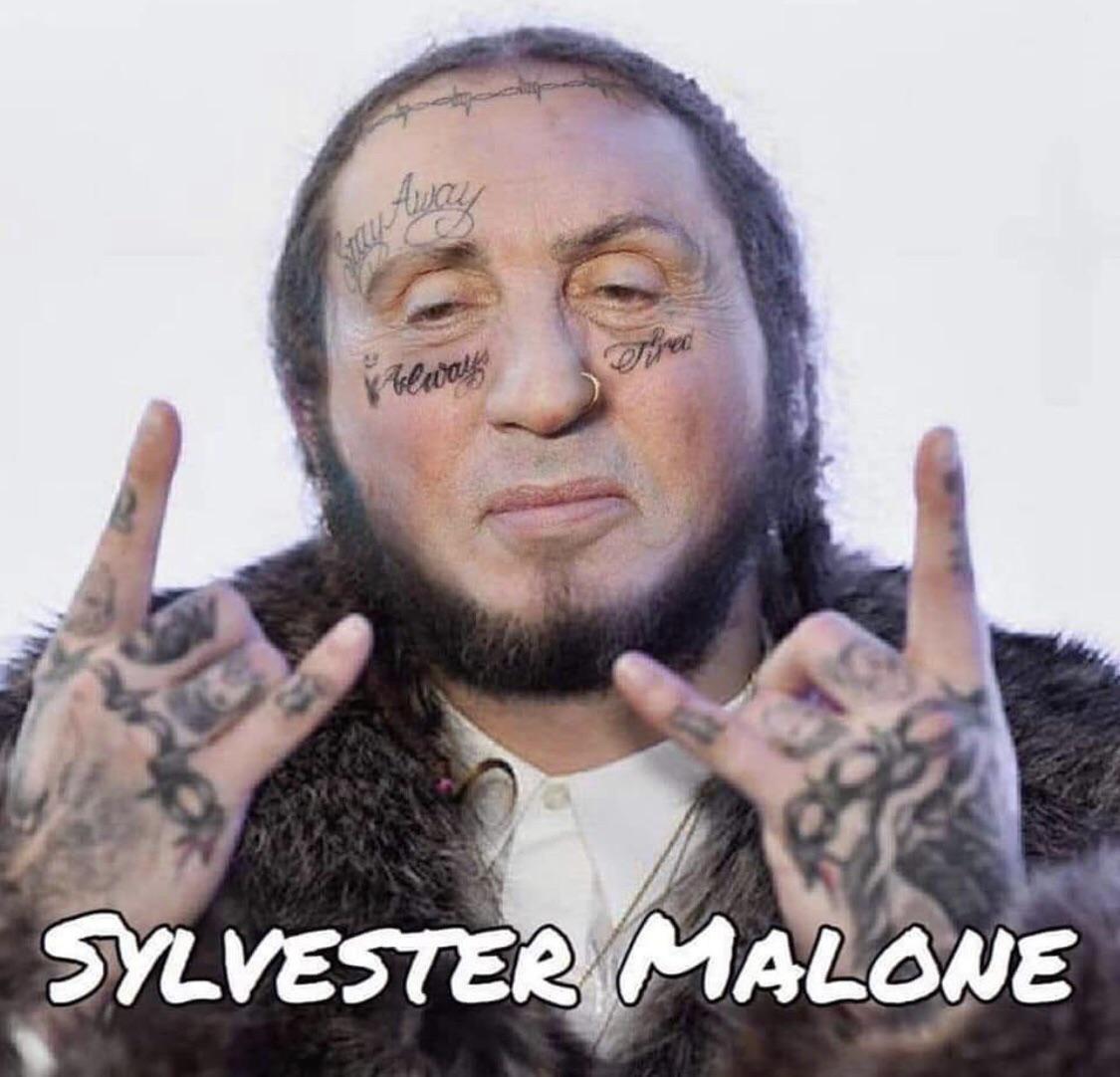 Post Stallone