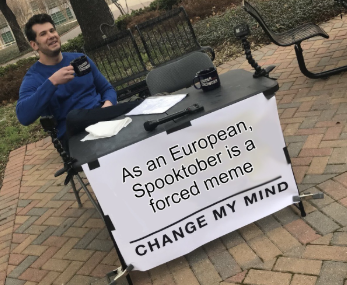 Not my culture