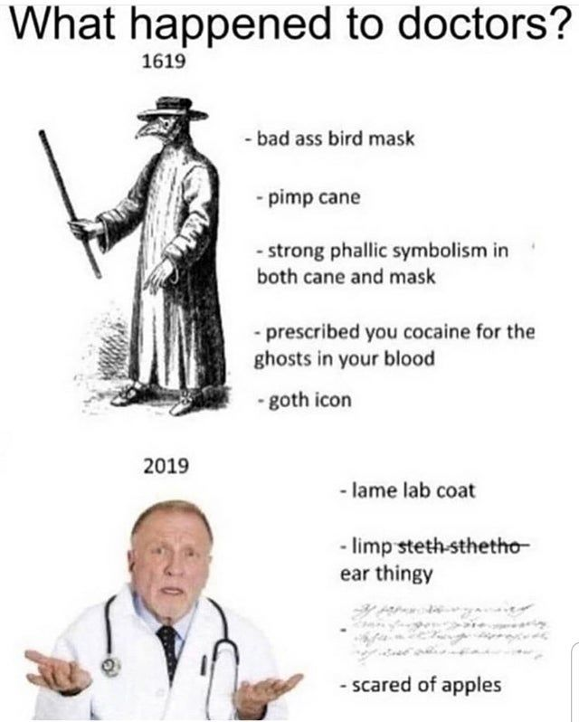 normie ass doctors