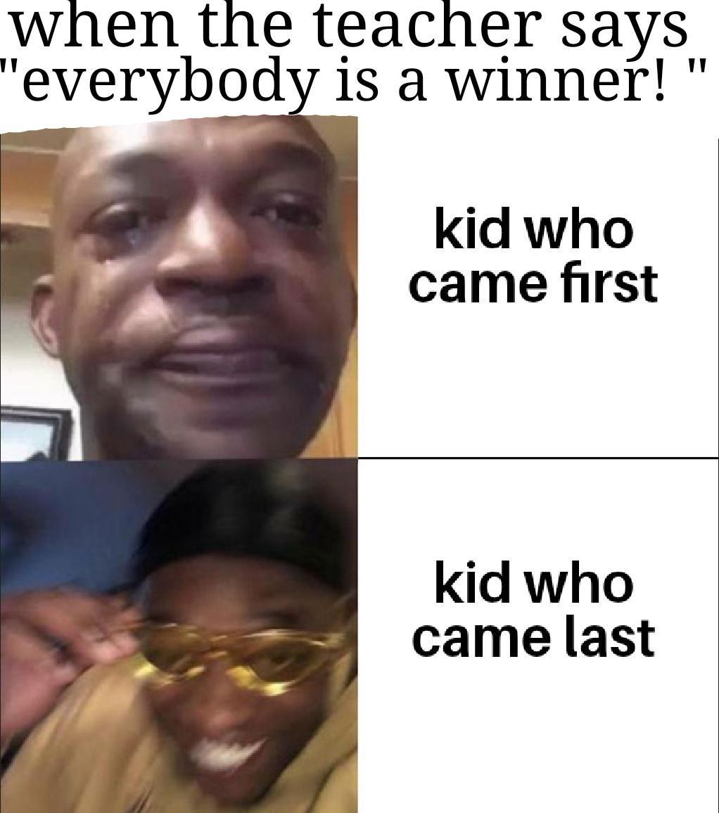 Am I a joke to you?