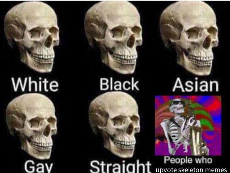 Upvote the spooks