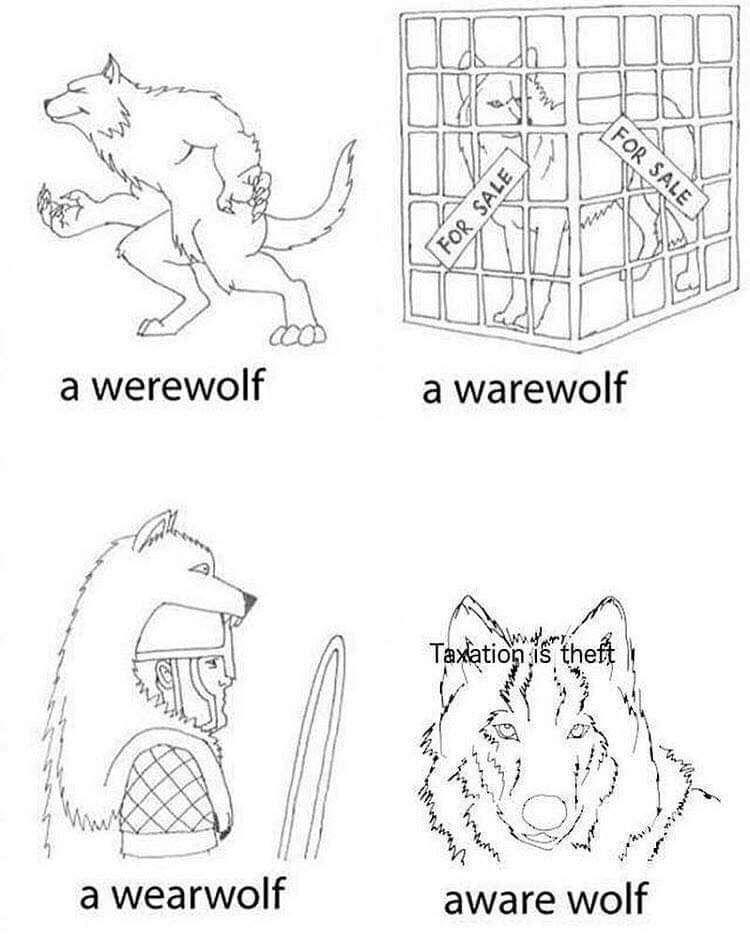 Wolfs!!