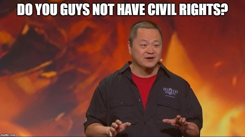 Blizzcon will be interesting this year