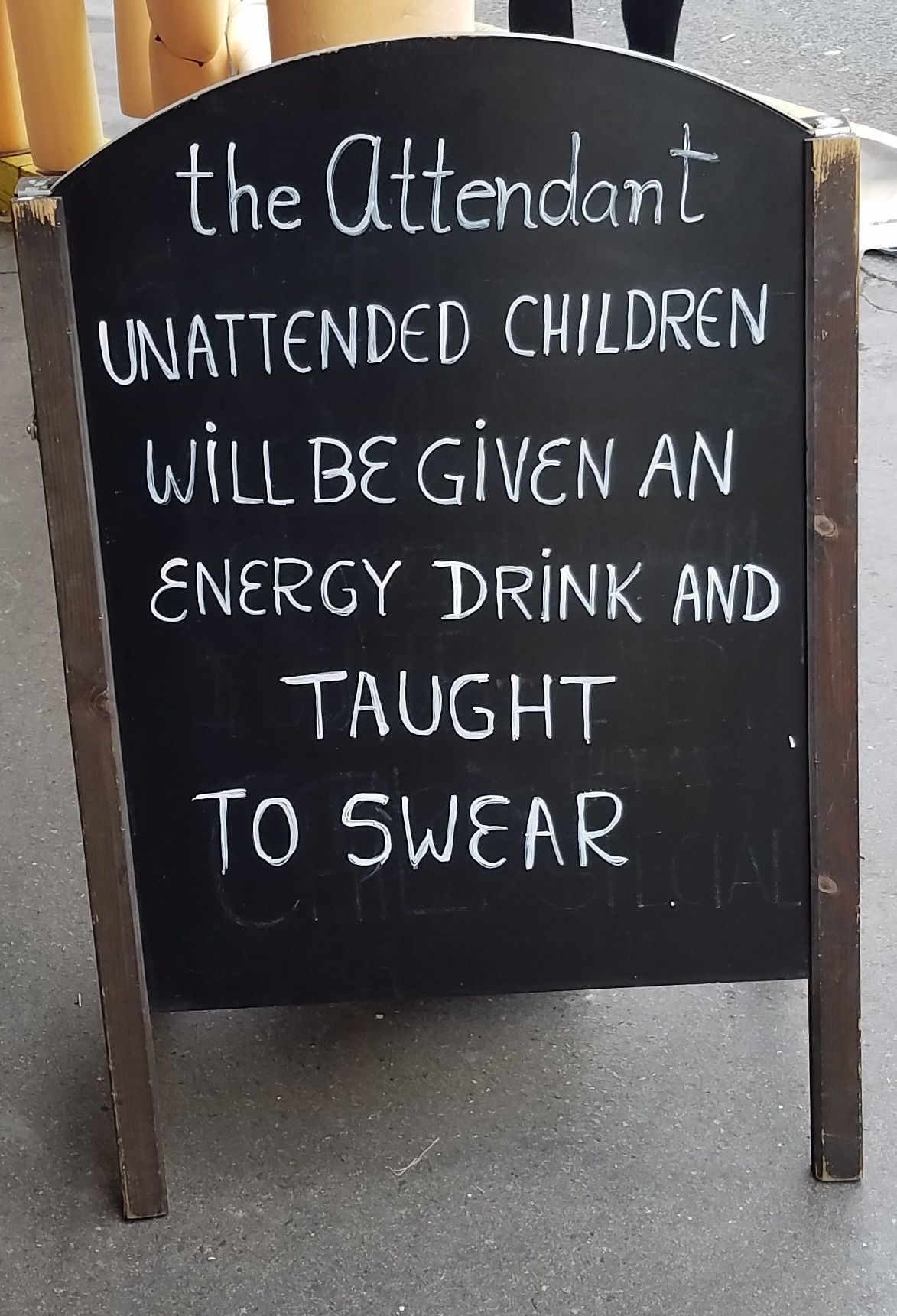 Seen in London Today
