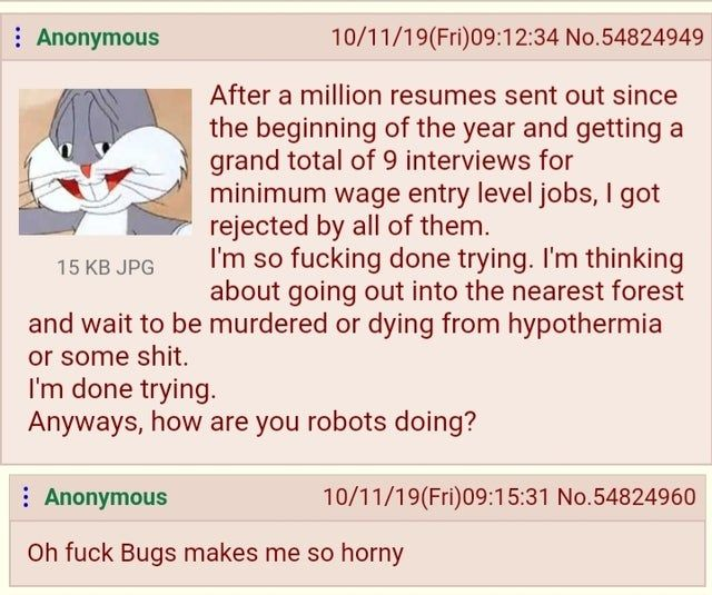 anon got rejected